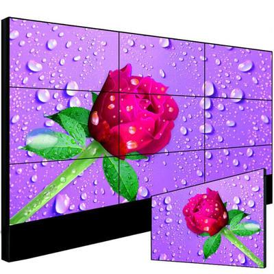 49 inch LCD Video Wall (1.8mm bezel, brightness 500cd/m2)