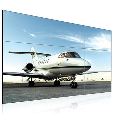 55 inch LCD Video Wall (3.5mm bezel, brightness 500cd/m2)