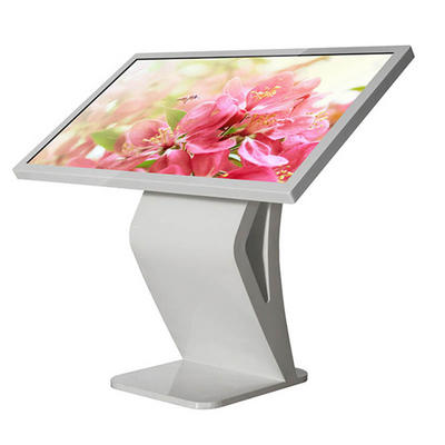 43 inch Floor Standing Touch Screen Kiosk With Windows OS