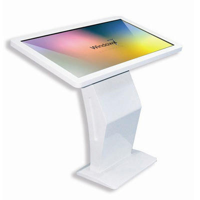 55 inch Floor Standing Touch Screen Kiosk With PC Built-in
